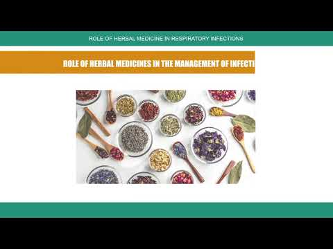 Role of Herbal Medicine in Respiratory Infections