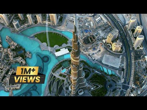 Burj Khalifa amazing and Top Floor View