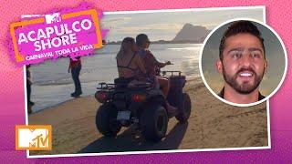 Casi Matan A Potro Del Susto | Mtv Acapulco Shore T7