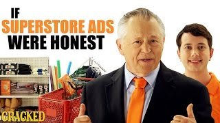 If Superstore Ads Were Honest  Honest Ads (Target, Walmart Parody)