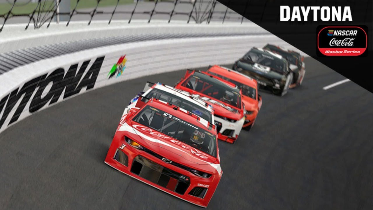 Full Race Replay: The Big One hits late in the eNASCAR Coca-Cola iRacing Series from Daytona
