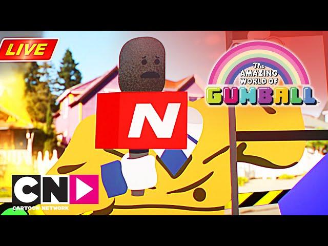 De Wonderlijke Wereld van Gumball | Elmore Nieuws | Cartoon Network