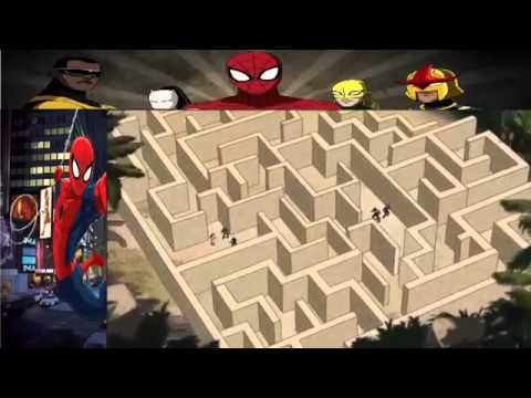 Ultimate Spiderman Cap. 17 Temporada 1 (Latino) Videos De Viajes
