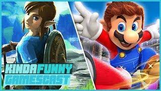 Kinda Funny's Game of the Year 2017 - Kinda Funny Gamescast Ep. 152