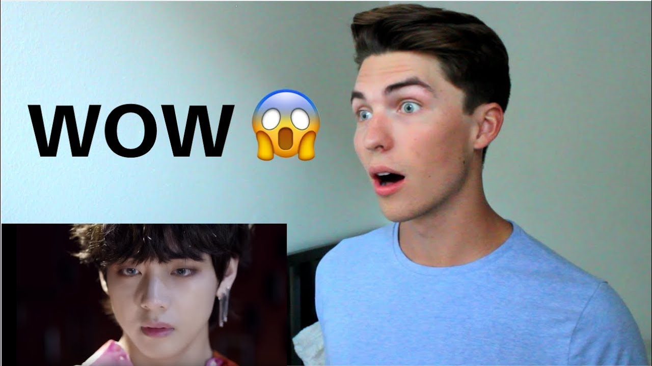 Singer Reacts to BTS - A Brand New Day (feat  Zara Larsson) (V & J-Hope)