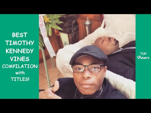 Timothy Kennedy Vine Compilation with Titles!  BEST Timothy Kennedy Vines 2016   Top Viners ✔