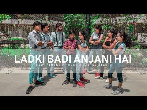 LADKI BADI ANJANI HAI- KUCH KUCH HOTA HAI | SHAHRUKH KHAN | KAJOL | DANCE VIDEO | BEAT FREAKS