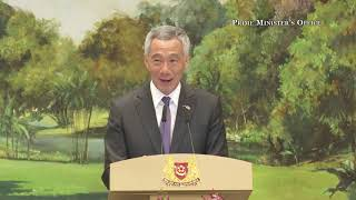 Toast Speech for Malaysian PM Mahathir Mohamad during an Official Lunch