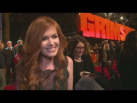 Isla Fisher On Living And Working With Sacha Baron Cohen