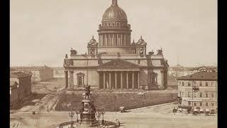 Смотреть видео каким был раньше город Санкт-Петербург Saint-Petersburg