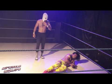 Shauryaveer Vs Max Luchas - Indian Wrestling Show #WAR03