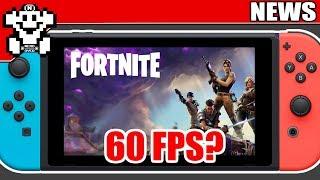 Fortnite mit 60 FPS für alle Systeme! - Auch für Switch? - NerdNews #234