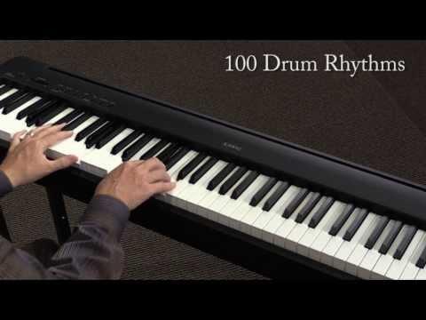 Kawai ES100 Digital Piano Demo