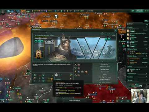 Stellaris trying and failing to take over the galaxy (Part 18) |
