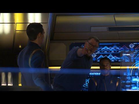 Star Trek  Jonathan Frakes Directs An Episode Of Star Trek: Discovery