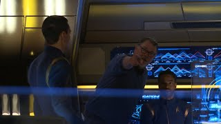 Star Trek - Jonathan Frakes Directs An Episode Of Star Trek: Discovery