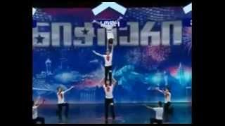 Грузия мае талант - Армяне поразили жюри!