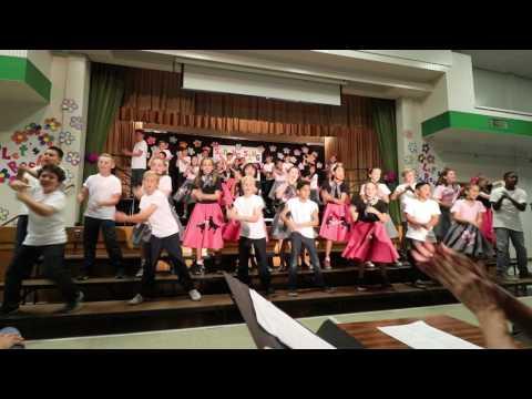 St Hedwig School 2017 Spring Sing Grade 5
