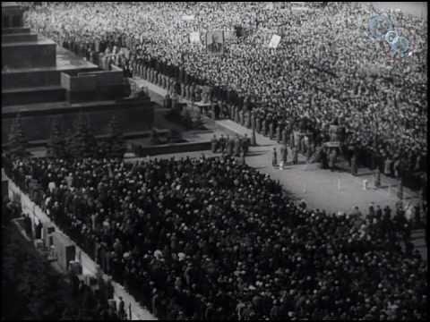 Yuri Gagarin Funeral