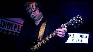 Broken Man from UK Blues artist Catfish - Filmed at the Halfmoon in Putney - Insane Guitar Solo!