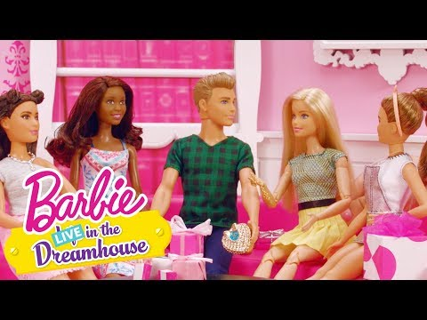 Gifts Goofs Galore   Barbie LIVE! In the Dreamhouse   Barbie