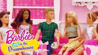 Gifts Goofs Galore | Barbie LIVE! In the Dreamhouse | Barbie