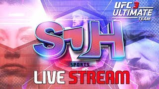 EA SPORTS UFC 3 - Ultimate Team -LIVE