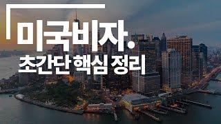 [초간단] ESTA 미국 비자는 뭘까? (Feat.미국…