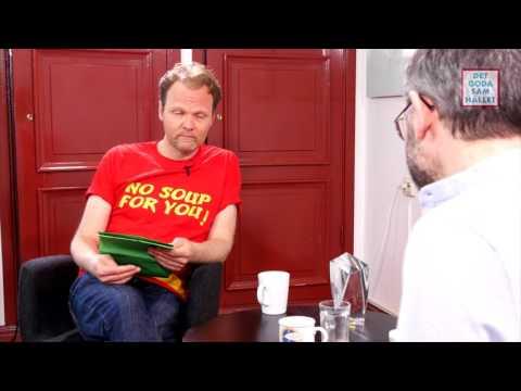 Gäst: Aron Flam - Vad får man skoja om i Sverige?