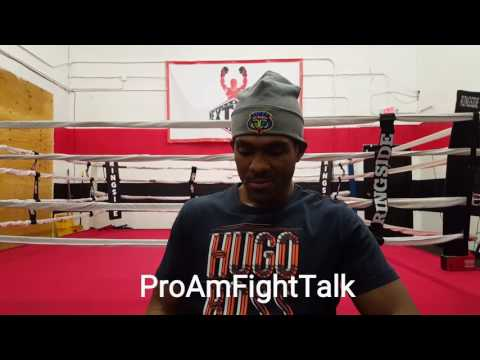 """Thomas """"TopDog"""" Williams Talks About Upcoming Fight With Marcus Browne!"""