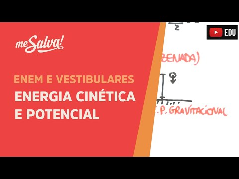 Me Salva! ENE04 - Energia Cinética e Potencial
