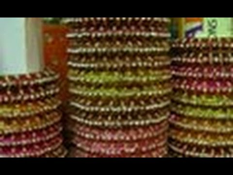 Bangle Shop in Pushkar
