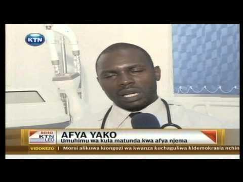 Afya Yako: Umuhimu wa kula matunda kwa afya njema