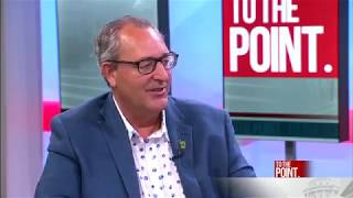 Sen. Victory joins To The Point on WOODTV