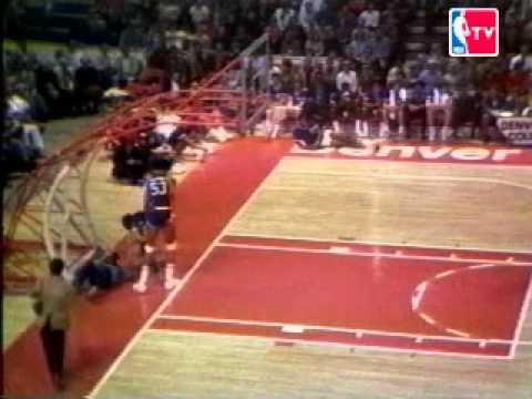 NBA Slam Dunk Contest 1976