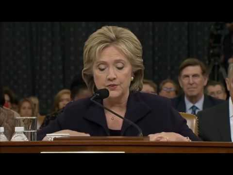 Hillary Clinton CAUGHT Lying To CONGRESS Under Oath of THE UNITED STATES