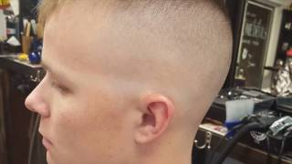 Formal Military Haircut Styles