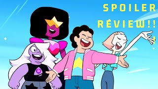 Steven Universe The Movie Is AMAZING - Spoiler Review