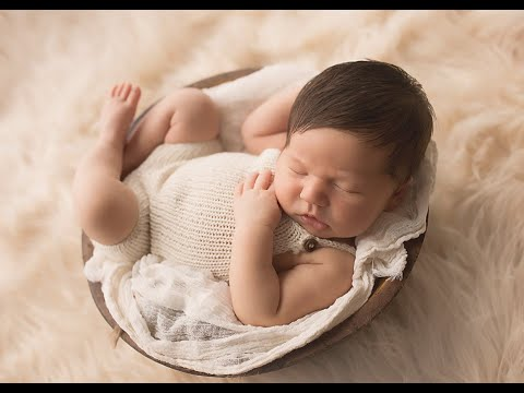 The Newborn Collection II Photoshop Actions Tutorial - Edit 1 - YouTube