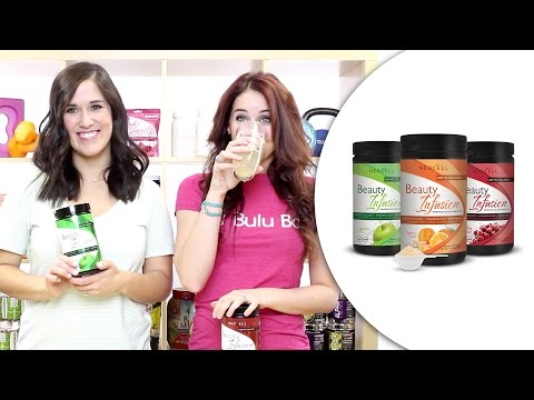 Bulu Box – The Scoop: Beauty Enhancing Drink Mix - Beauty Infusion