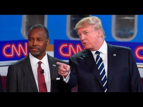 NOT A JOKE: Trump Hires Ben Carson to Select Vice President
