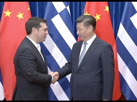 China, Greece to Uplift Comprehensive Strategic Partnership to New Height: Chinese President
