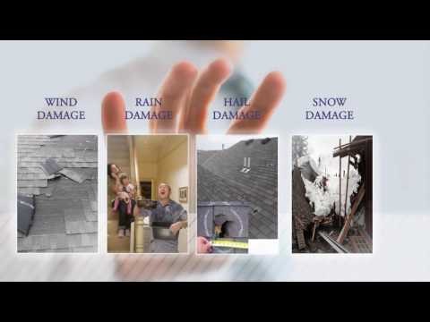 Roofing Contractors & Roofers Mesa AZ help with Storm Damage, Roof Damage Insurance Claim