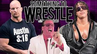 Bruce Prichard shoots on Steve Austin working with Bret Hart