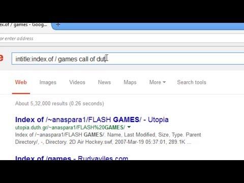 Google Hacking - Hidden Google Tricks