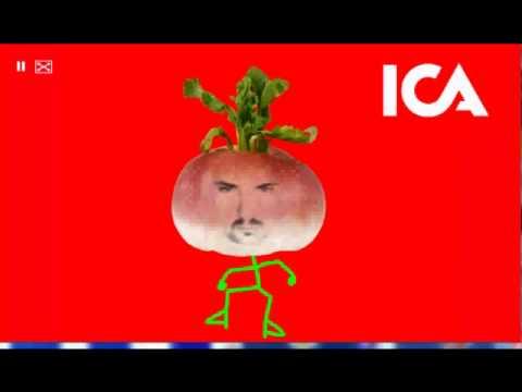 ICA Rotfrukt Rotfruktilatorna Barcode Brothers - Flute