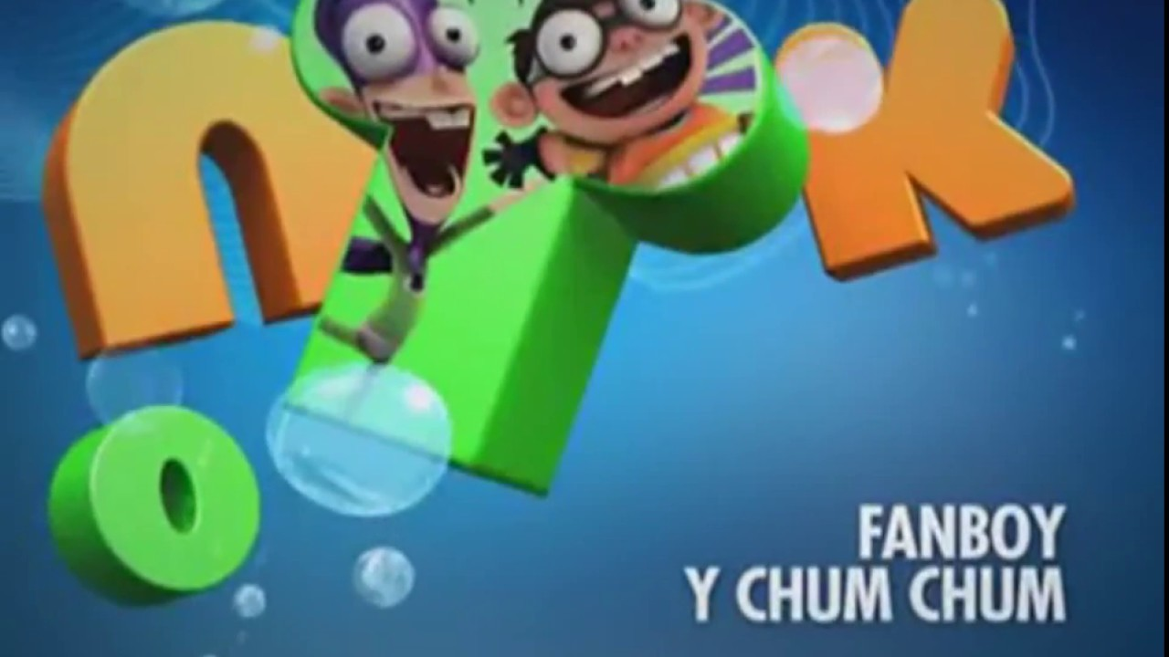 Fanboy Y Chum Chum Nicktoons Youtube