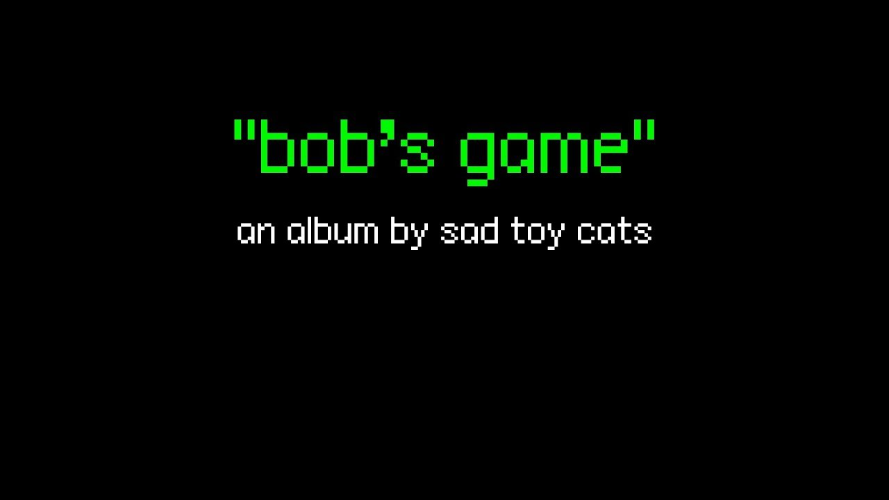 Sad Toy Cats - One and Two