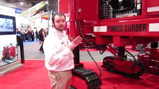 Video still for Power Curbers & Power Pavers Touts Its New Paver