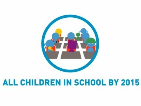 57 million children out of school